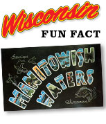 Wisconsin Fun Fact