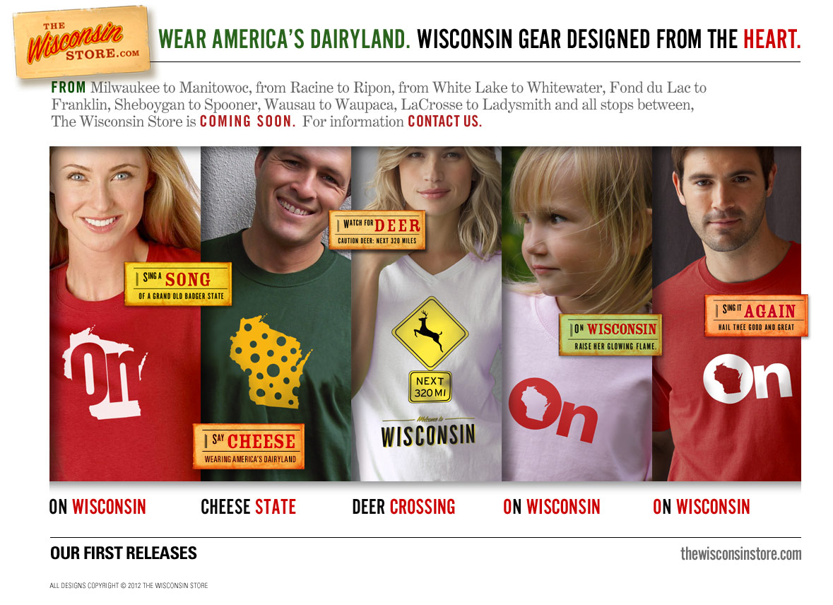 The Wisconsin Store: celebrating Wisconsin